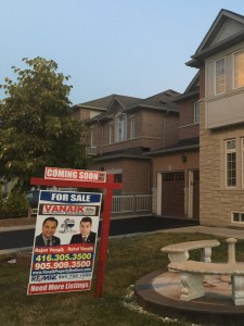 21 saddler ace, Brampton  Intersection: Castlemore & Mcvean  Up & running in the market